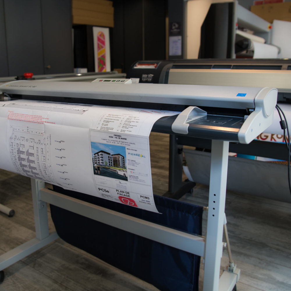 Scanner Grand Format